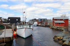 Passage oriental, Nova Scotia Photographie stock