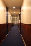 Passage på ett kryssningskepp Fotografering för Bildbyråer