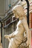 Passage Pommeraye statue Royalty Free Stock Photo