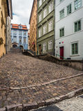 Passage in Prague Castle District Royalty Free Stock Photo