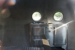 Passage privé 10 Photos stock