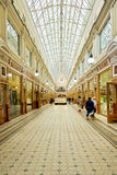 The Passage Shopping arcade, St Peterburg, Russia. The Passage Shopping arcade in St Peterburg, Russia Royalty Free Stock Photos