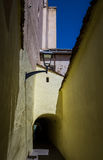 Passage in Sibiu Royalty Free Stock Images