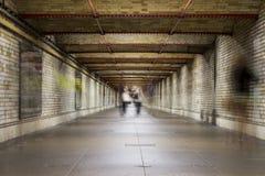 Passage souterrain à Londres Photographie stock