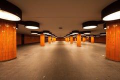 passage souterrain photo libre de droits. Black Bedroom Furniture Sets. Home Design Ideas