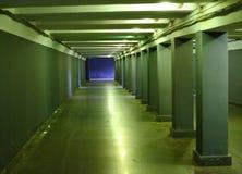 Passage souterrain pour des piétons photo libre de droits