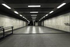Passage souterrain Image libre de droits