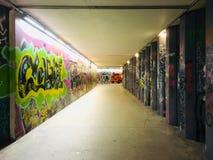 Passage souterrain Vilnius photos stock