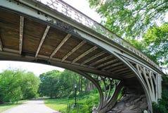 Passage supérieur de Central Park Photo libre de droits