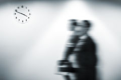 Passage of time concept Royalty Free Stock Photos