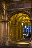 Passage under Opera House, Vienna Stock Photo