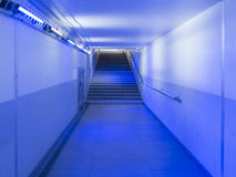 Passage urbain de métro Photo stock