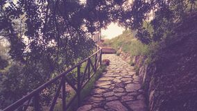 Passage Way Royalty Free Stock Image
