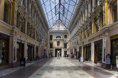 Passagehotell, Odessa Ukraine royaltyfri bild