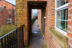 Passagem/corredor altos Imagem de Stock Royalty Free