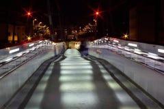 Passagem da noite Imagens de Stock