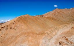 Passagem de Khardungla Fotografia de Stock