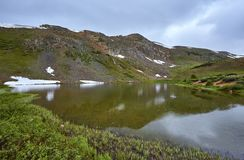 Passagem de Loveland, Colorado imagem de stock