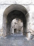 Passagem de Sighisoara Fotos de Stock Royalty Free