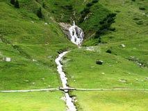 Passagem do Albula Foto de Stock Royalty Free