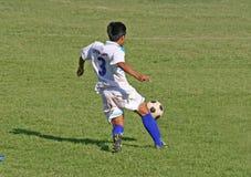 Passagem do futebol Imagem de Stock Royalty Free