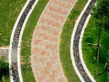 Passagem do jardim Fotografia de Stock Royalty Free