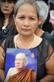 Passagem do patriarca tailandês de Sumpreme fotos de stock royalty free