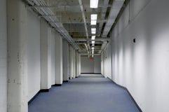 Passagem industrial Fotos de Stock Royalty Free