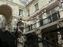 Passagem Pommeraye em Nantes, França Fotografia de Stock