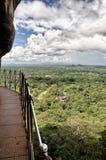 Passagem, Sigiriya, Sri Lanka Fotografia de Stock