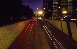 Passagem subterrânea de Euston Foto de Stock