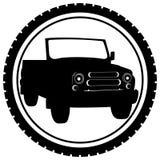 Passager car-1 Photographie stock libre de droits