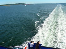 passagerare Royaltyfria Bilder