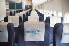 Passagerareflygbolaginre Royaltyfri Fotografi