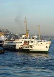 passagerareship Royaltyfria Bilder