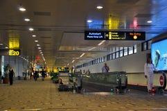 Passagers occupés Image libre de droits