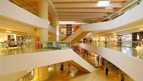 Passages de centre commercial Pacifique d'endroit, Hong Kong Photos libres de droits