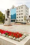passageway Зернокомбайн Beloretsk металлургический Bashkortostan стоковые изображения