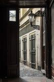 passageway стоковая фотография rf