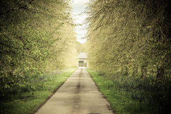 Passageway in Blarney Stock Photography