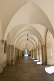 Passageway of Minorite Church in Vienna, Austria Stock Images
