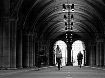 Passageway at Rijksmuseum stock photography