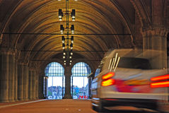 Passageway at Rijksmuseum Stock Photos