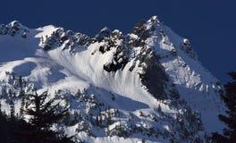 Passaggio Alpental Washington di Snoqualme Fotografia Stock Libera da Diritti