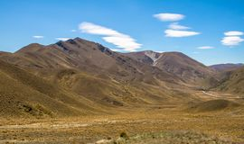 Passaggio alpino immagine stock libera da diritti