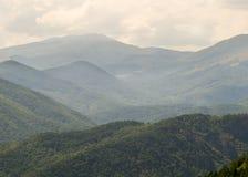Passaggio del Balcani, Bulgaria Immagine Stock