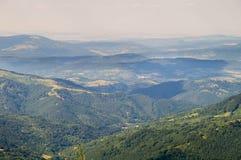 Passaggio del Balcani in Bulgaria Immagini Stock