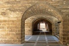 Passaggio del castello Immagine Stock Libera da Diritti