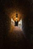 Passaggio del castello fotografia stock libera da diritti