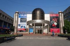 Passaggio del centro commerciale a Almaty Immagini Stock
